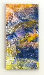 Beauty Within 12in x 24in x 1.5in, Copyright Linda Neel